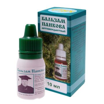 Бальзам Панкова антиоксидантный (БПА) для глаз